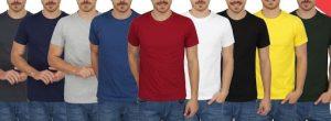 نکاتی راجب خرید تیشرت مردانه