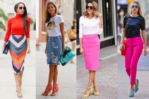 ترکیب رنگ ها در لباس