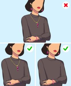 قوانین لباس پوشیدن و جواهرات