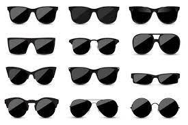 مدل های مختلف عینک آفتابی